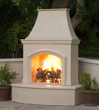 Outdoor fire for Gas fireplace maintenance do it yourself